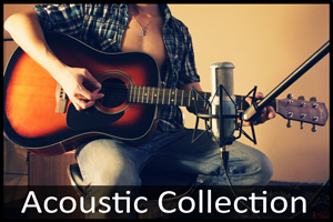 PurpleFogSound - Acoustic Collection - Medium