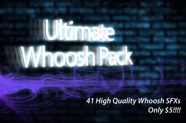 Ultimate Whoosh Pack