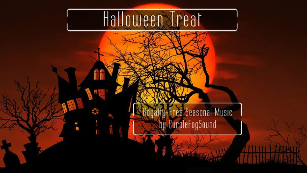 Royalty-Free Halloween Music - Halloween Treat by PurpleFogSound