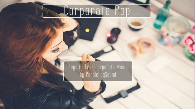 Royalty-Free Corporate Music - Corporate Pop by PurpleFogSound