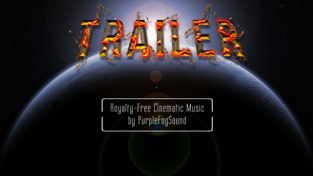 Royalty-Free Epic Trailer Music