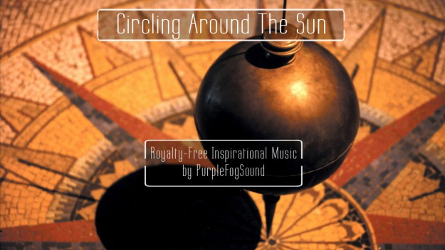 Royalty-Free Inspirational music - Circling Around The Sun