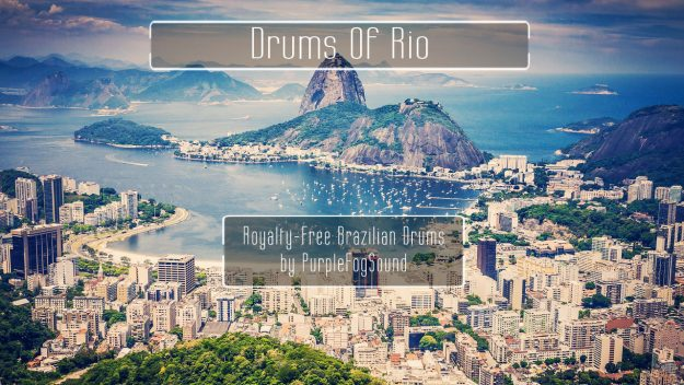 Royalty Free Brazil Drums - Drums of Rio
