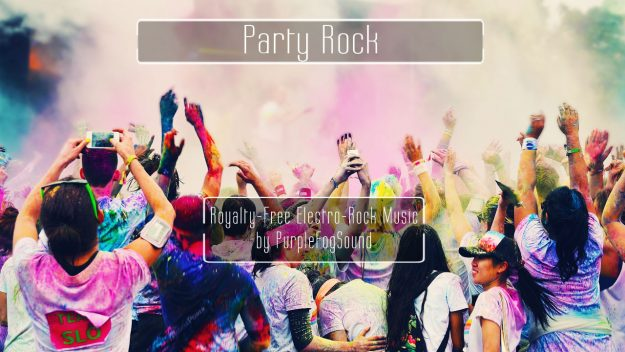 Royalty-Free Electro Rock Music - Party Rock by PurpleFogSound
