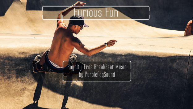Royalty-Free BreakBeat Music - Furious Fun by PurpleFogSound