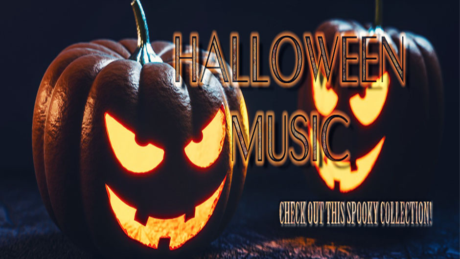 Halloween Music for Media