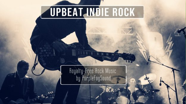 Upbeat Indie Rock Music for Media