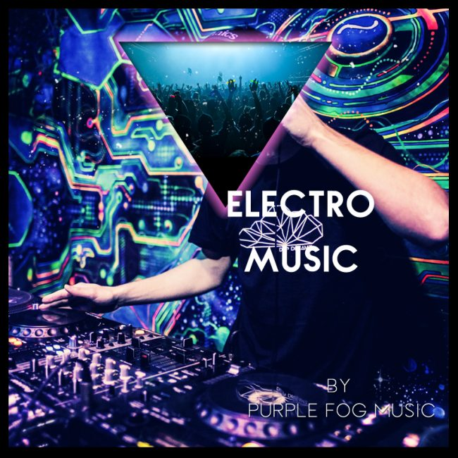 Electro Music for Media by Purple Fog Music