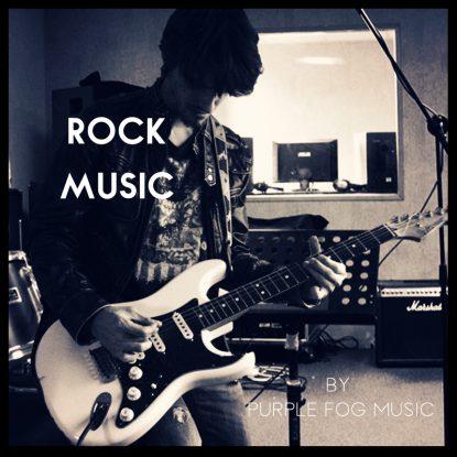 Rock Music for Media by Purple Fog Music