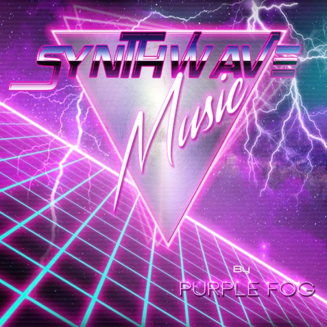 Synthwave Music for Media by Purple Fog Music