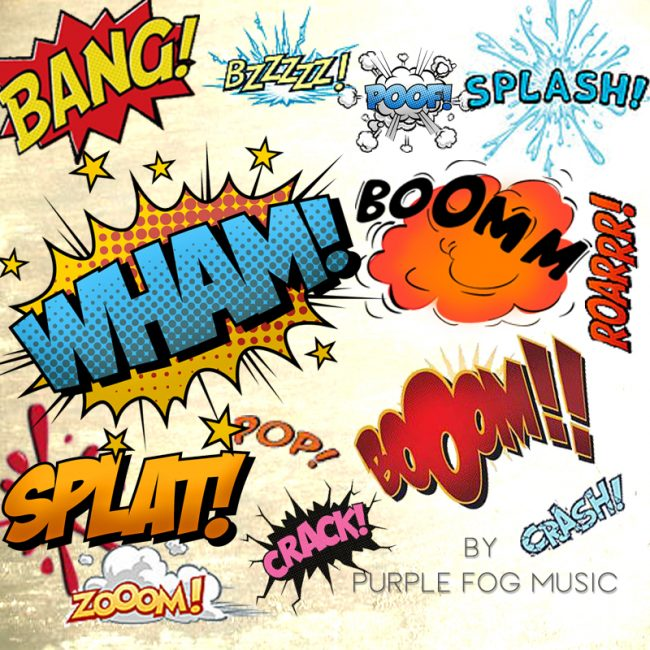 SFX for Media by Purple Fog Music